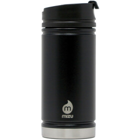 MIZU V5 Insulated Bottle 450ml with Coffee Lid, black